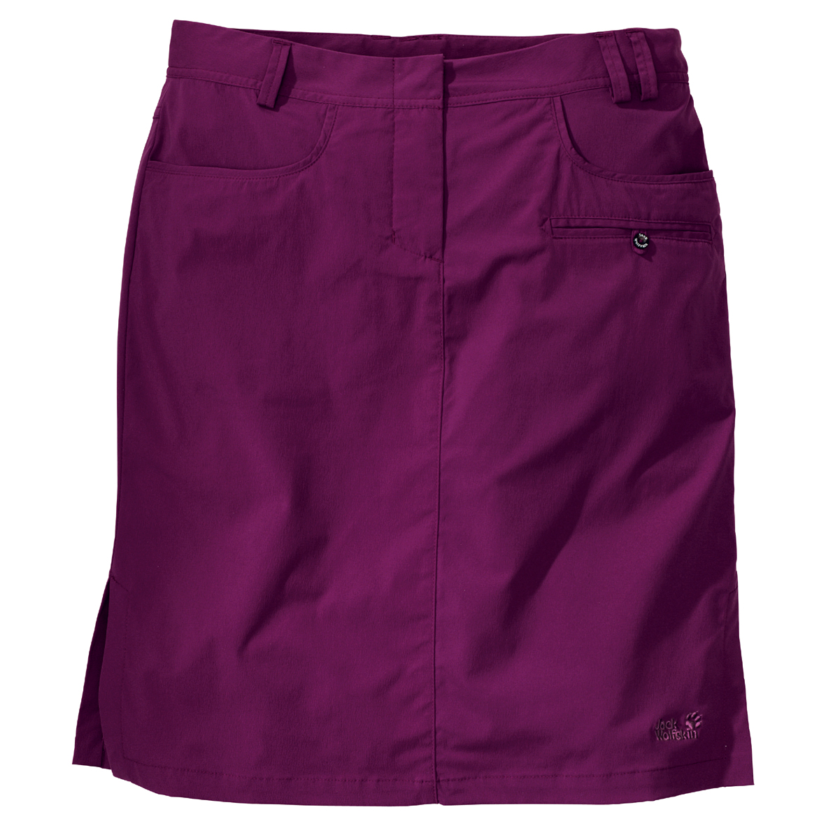 JACK WOLFSKIN WOMEN MEDINA SKIRT PURPLE DAWN