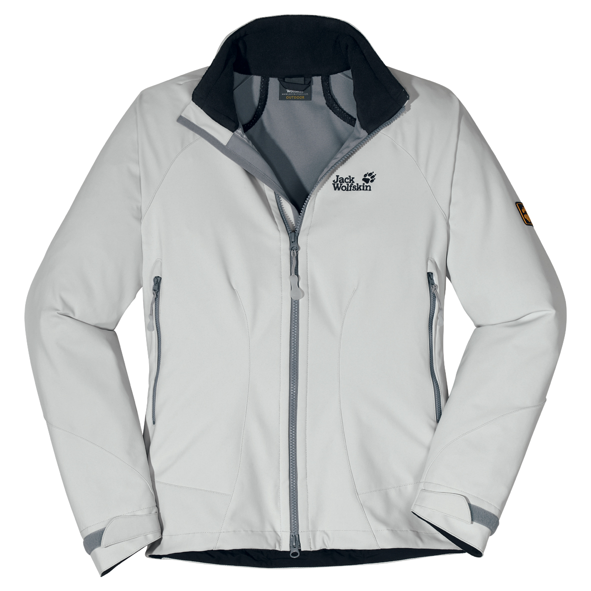 JACK WOLFSKIN WOMEN FUSION XT JACKET GREY HAZE