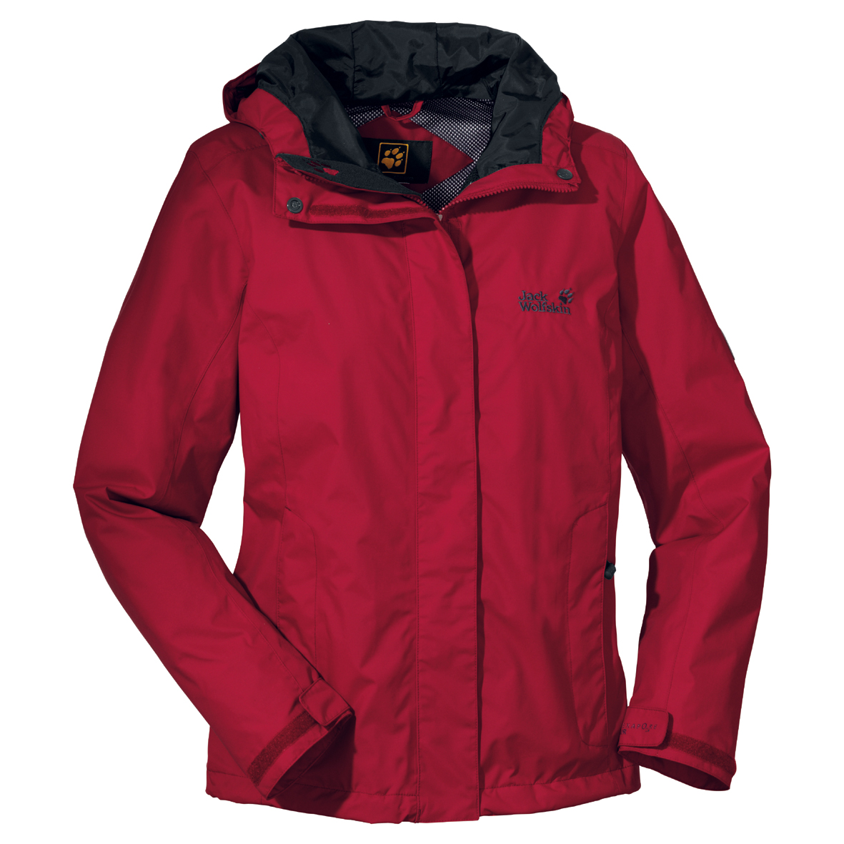 JACK WOLFSKIN WOMEN RENEGADE XT JACKET INDIAN RED