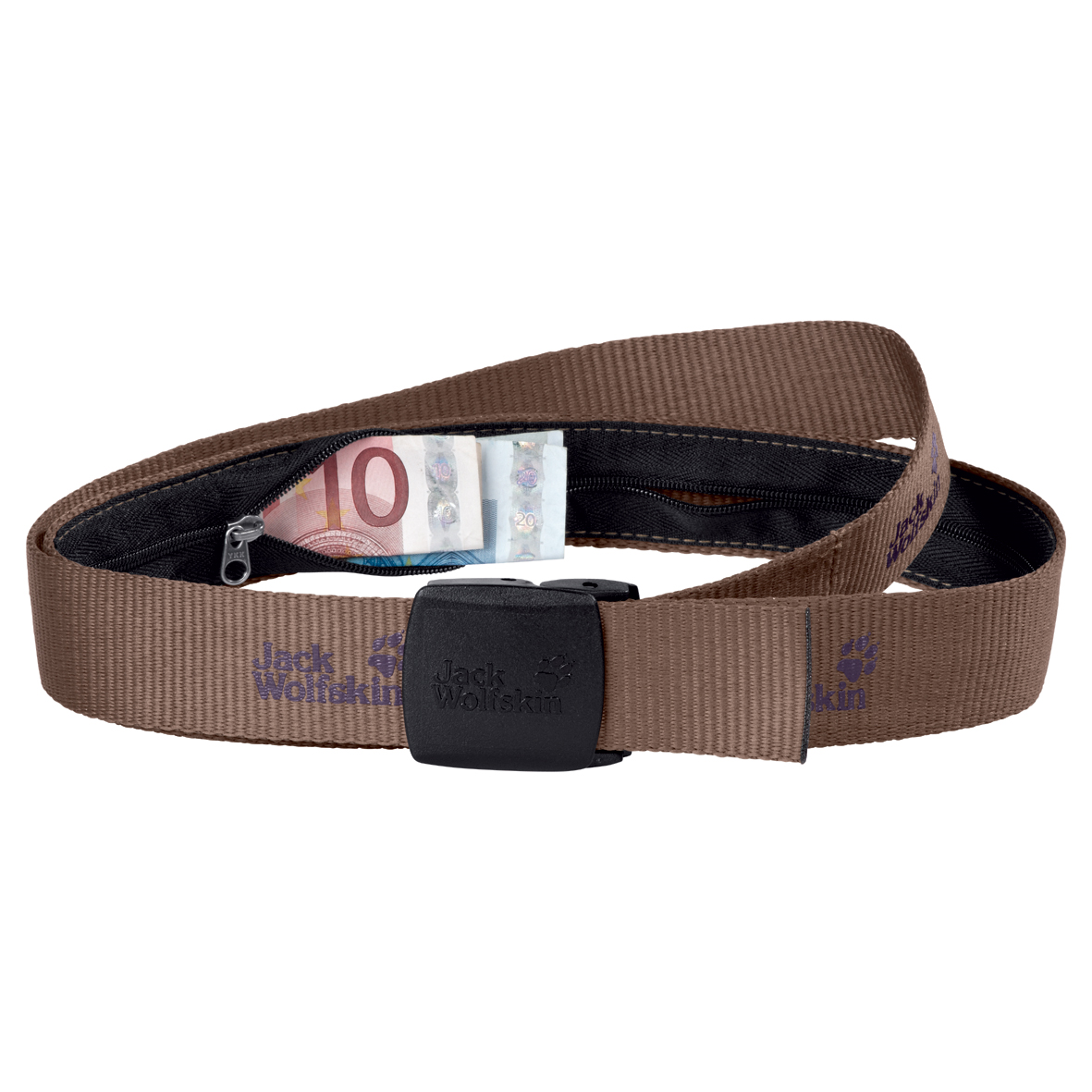JACK WOLFSKIN SECRET BELT WIDE