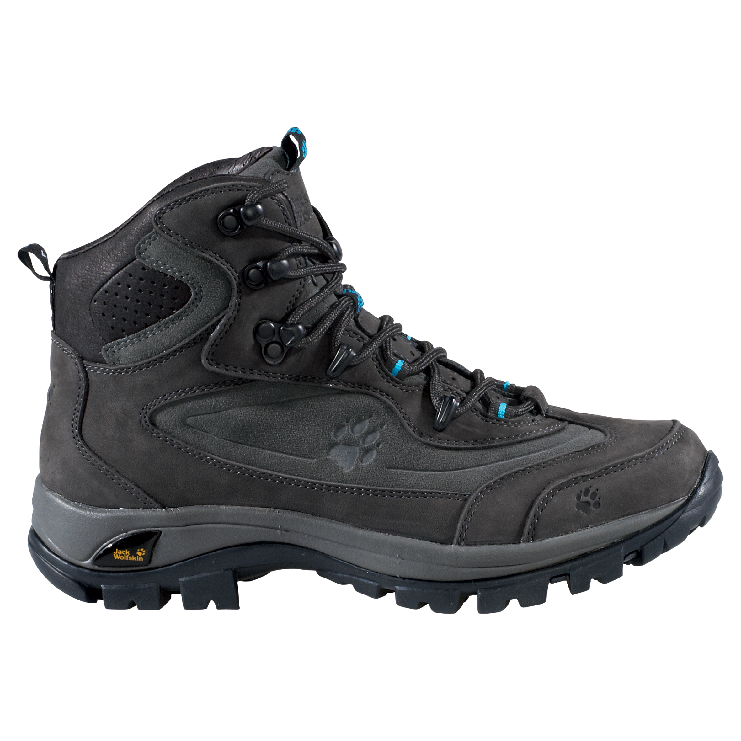 JACK WOLFSKIN WOMEN SIERRA TRAIL SHADOW BLACK
