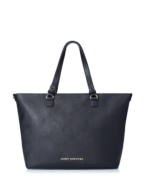 JUICY COUTURE TOTE SOPHIA Cashmere Black
