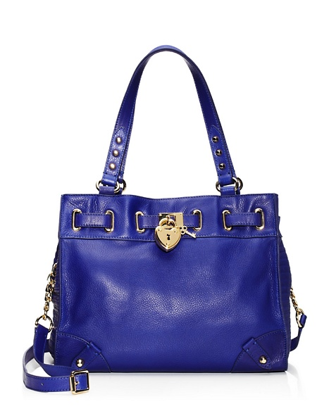 JUICY COUTURE ROBERTSON LEATHER DAYDREAMER Avery Blue