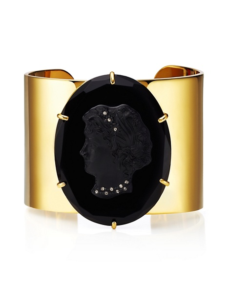 JUICY COUTURE CUFF CAMEO Gold