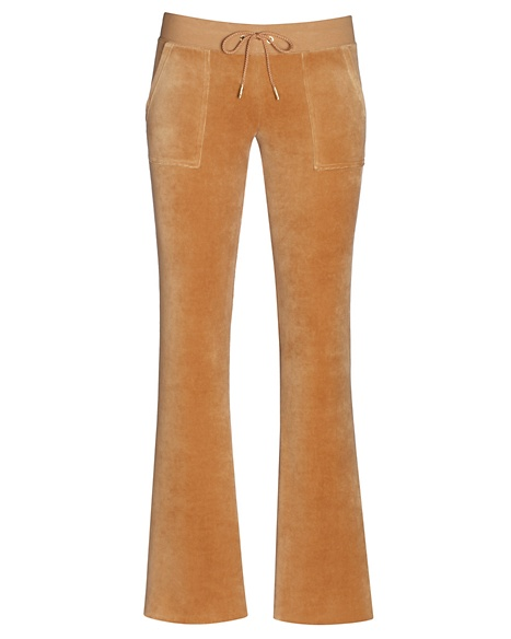JUICY COUTURE PANT BOOTCUT IN JBLING VELOUR Mimi