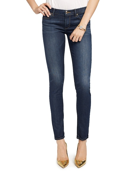 JUICY COUTURE JEAN SKINNY Debbie Wash