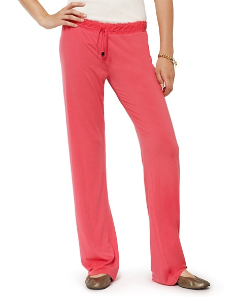 JUICY COUTURE PANT WOMEN SLEEP ESSENTIAL Geranium
