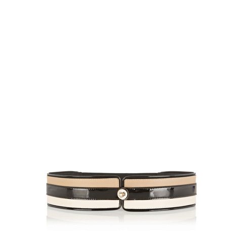 KAREN MILLEN COLOURBLOCK BELT