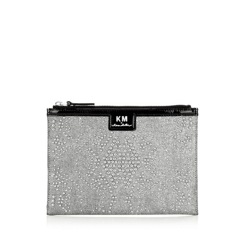 KAREN MILLEN KM BY STUDDED PURSE