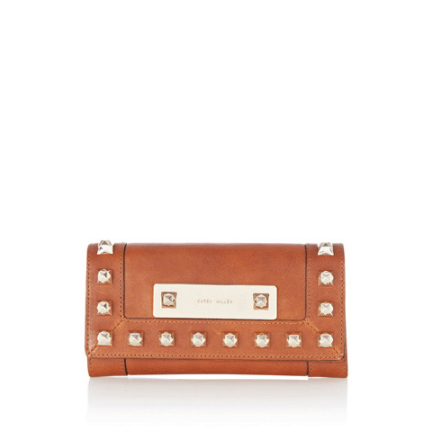 KAREN MILLEN LTD EDITION STUDDED PURSE