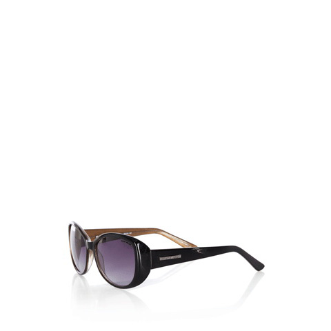 KAREN MILLEN CAT-EYE SUNGLASSES