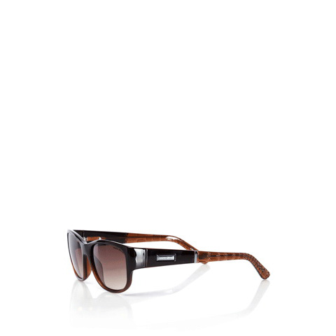 KAREN MILLEN RETRO SQUARE SUNGLASSES
