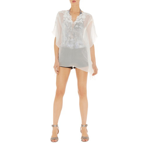 KAREN MILLEN INCREDIBLE CUTWORK KAFTAN