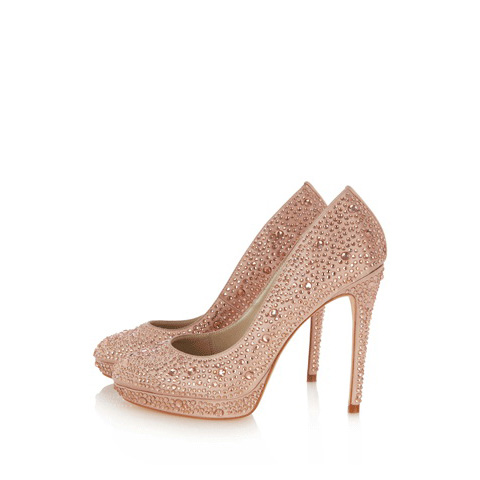 KAREN MILLEN LIMITED EDITION - CRYSTAL ENCRUSTED