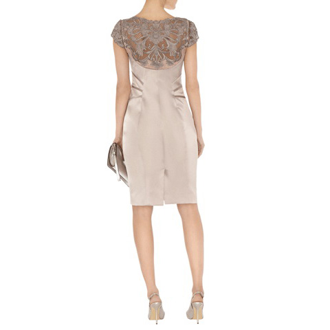KAREN MILLEN LACE EMBROIDERY DRESS