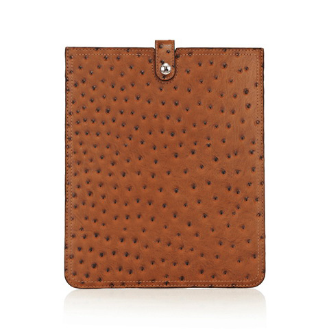 KAREN MILLEN SIGNATURE LEATHER TABLET CASE