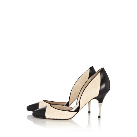 KAREN MILLEN FASHION PONY COURT