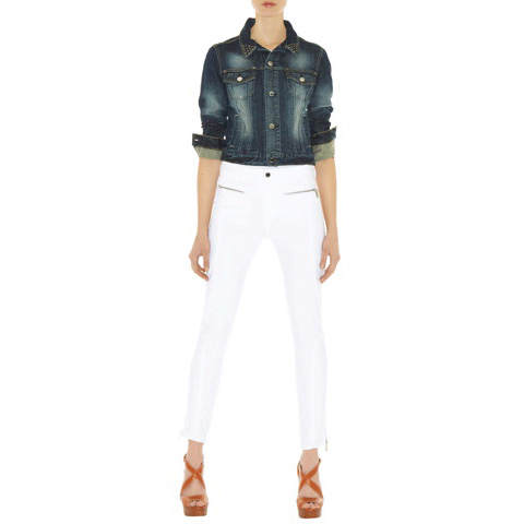 KAREN MILLEN DENIM JACKET