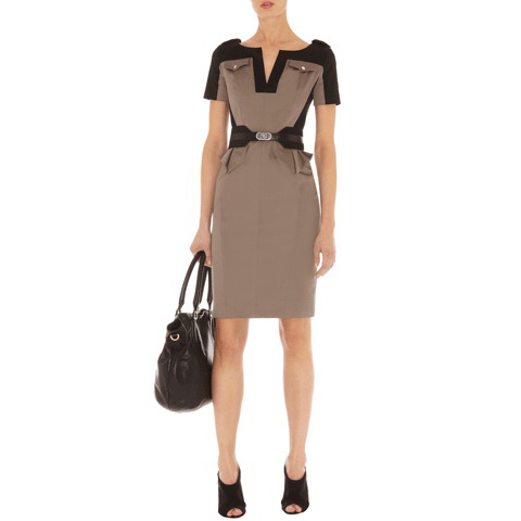 KAREN MILLEN SAFARI DRESS