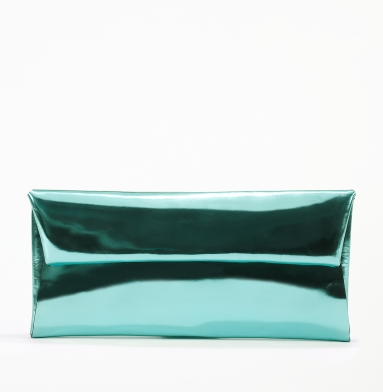 Kenneth Cole New York Spec-Tac-Ular Clutch TURQUOISE