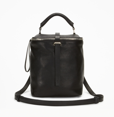Kenneth Cole New York Strapsody Cross-Body Bag BLACK