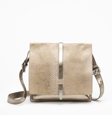 Kenneth Cole New York Hard Knocks Cross-Body Bag TAUPE