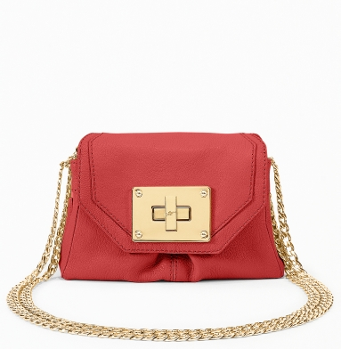 Kenneth Cole New York Linked In Cross-Body Bag POMELO