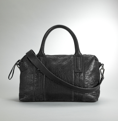Kenneth Cole New York Satchel Up II Satchel BLACK