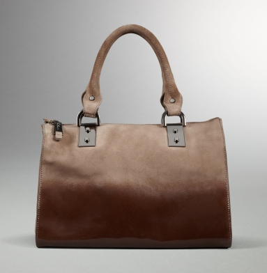 Kenneth Cole New York Boxing Day Satchel LATTE