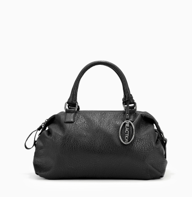 Kenneth Cole Reaction Urban Too Satchel BLACK