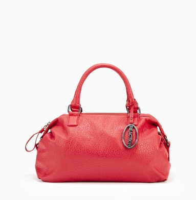 Kenneth Cole Reaction Urban Too Satchel POPPY