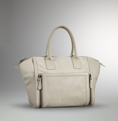 Kenneth Cole New York Tote-Al Expanse Satchel CEMENT
