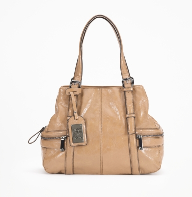 Kenneth Cole Reaction Mercer Street Satchel VACHETTA