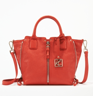 Kenneth Cole New York Tote-Al Expanse Mini Bag POMELO