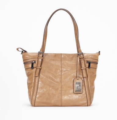 Kenneth Cole Reaction Mercer Street Tote VACHETTA
