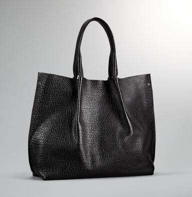 Kenneth Cole New York Tote Around Tote BLACK