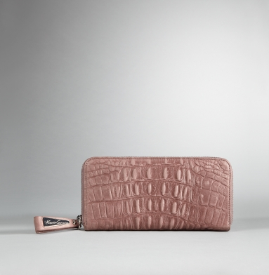 Kenneth Cole New York Zip It To Me Clutch Wallet BLUSH