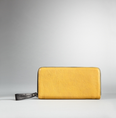 Kenneth Cole New York Zip It To Me Clutch Wallet LEMONGRASS