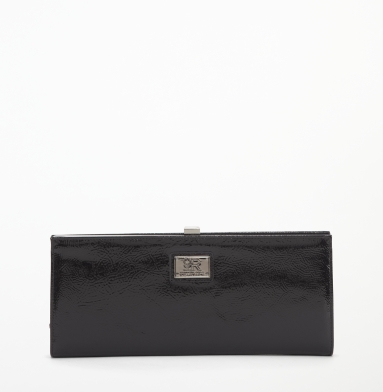 Kenneth Cole Reaction Vandam Street Clutch BLACK