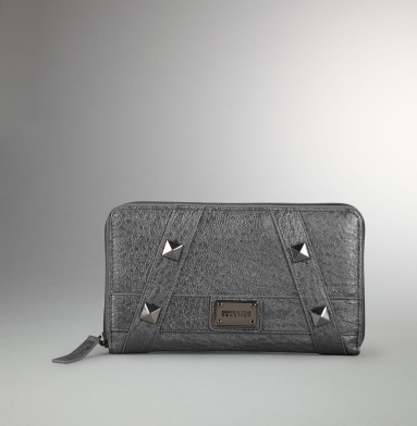 Kenneth Cole Reaction Stud Wallet GREY