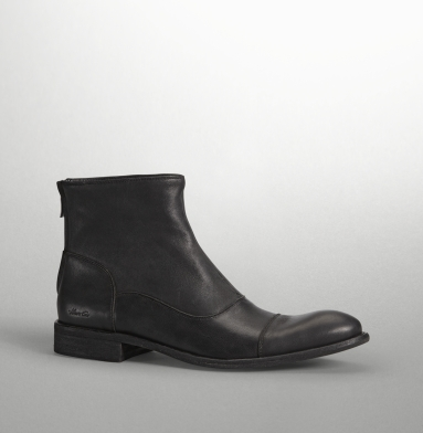 Kenneth Cole New York Film Star Boot BLACK