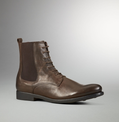 Kenneth Cole New York Story-Teller Boot BROWN