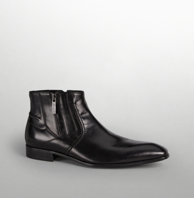 Kenneth Cole New York Top Shelf Boot BLACK