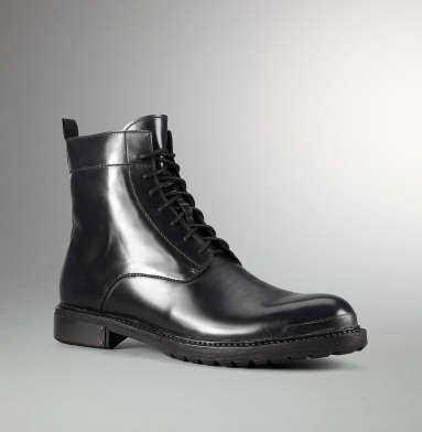 Kenneth Cole Collection Stud-Y Skills Boot BLACK