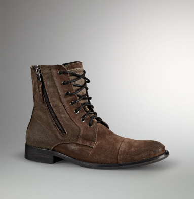 Kenneth Cole Collection Hit Men Boot TAUPE