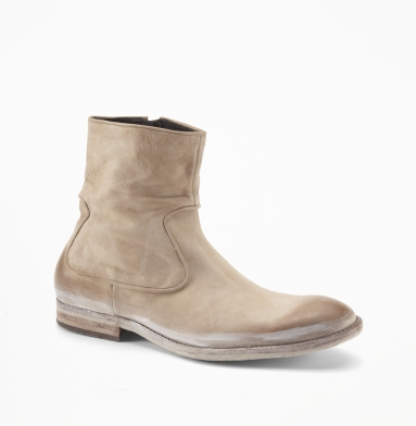 Kenneth Cole Collection Power Steer-Ing Boot WHITE