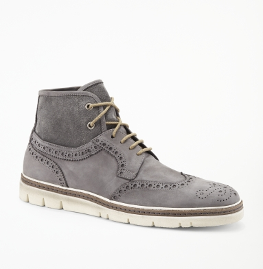 Kenneth Cole New York Find Yourself Boot GREY