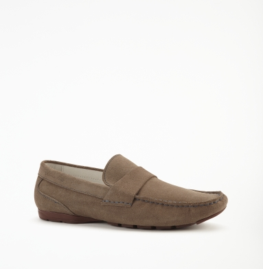 Kenneth Cole New York Is-Land Jumper Loafer TAUPE