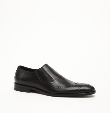 Kenneth Cole Reaction Case Study Loafer BLACK