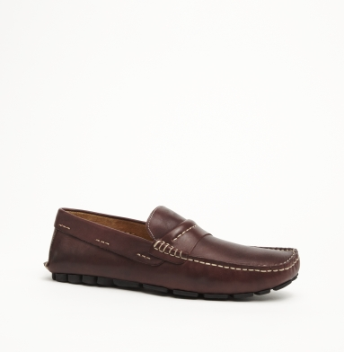 Kenneth Cole New York Surprise Party Loafer BROWN